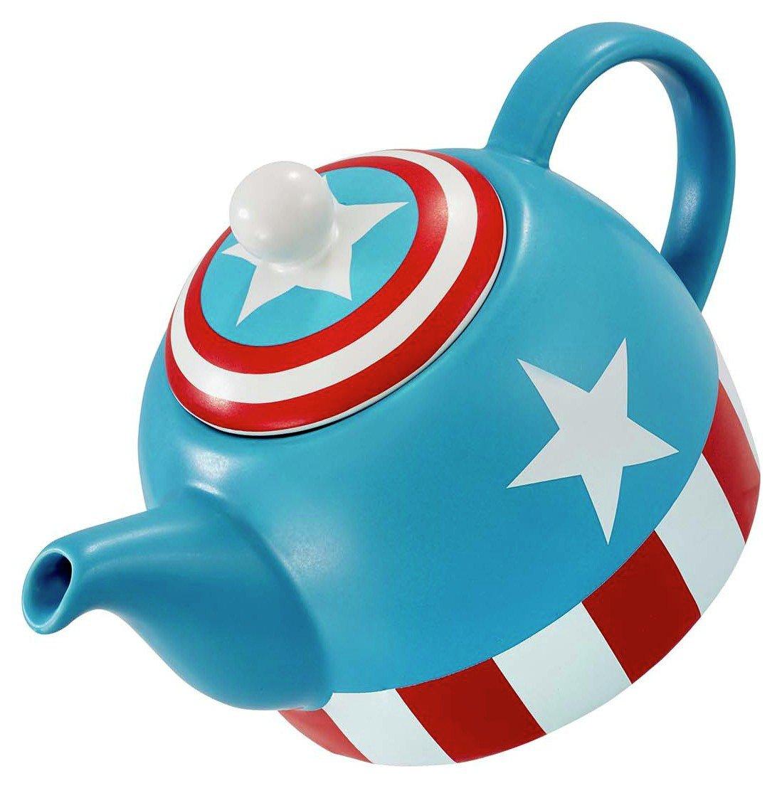 Marvel Captain America Teapot