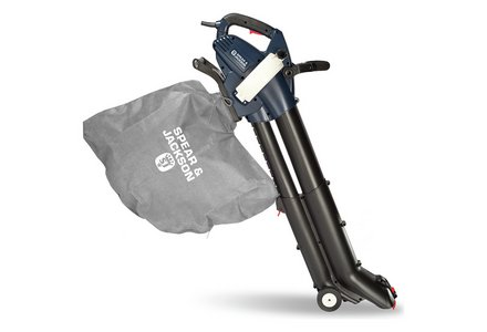 Image of the Spear & Jackson Corded Garden Blower and Vac - 3000W.
