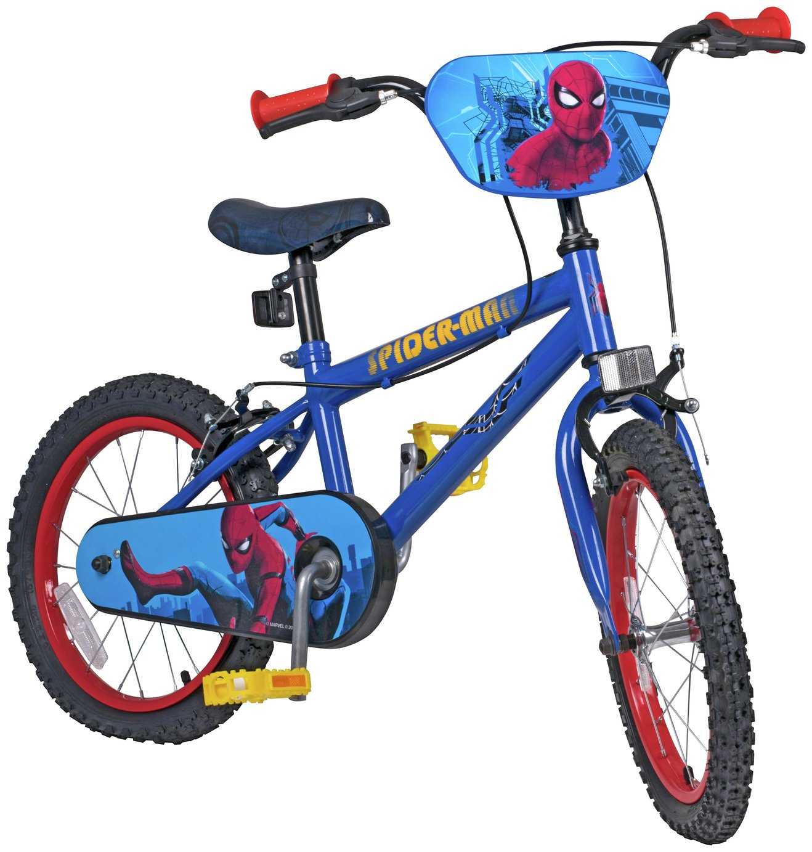 Spider-Man Homecoming 16 Inch Kids Bike