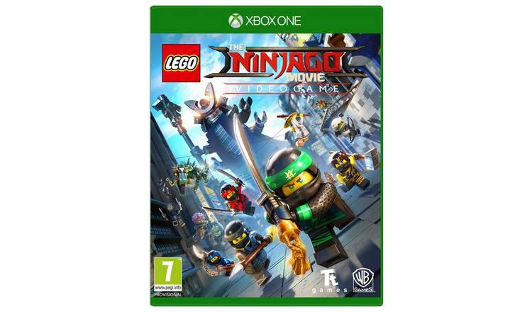Buy LEGO Ninjago Movie Xbox One Game | Xbox One games | Argos