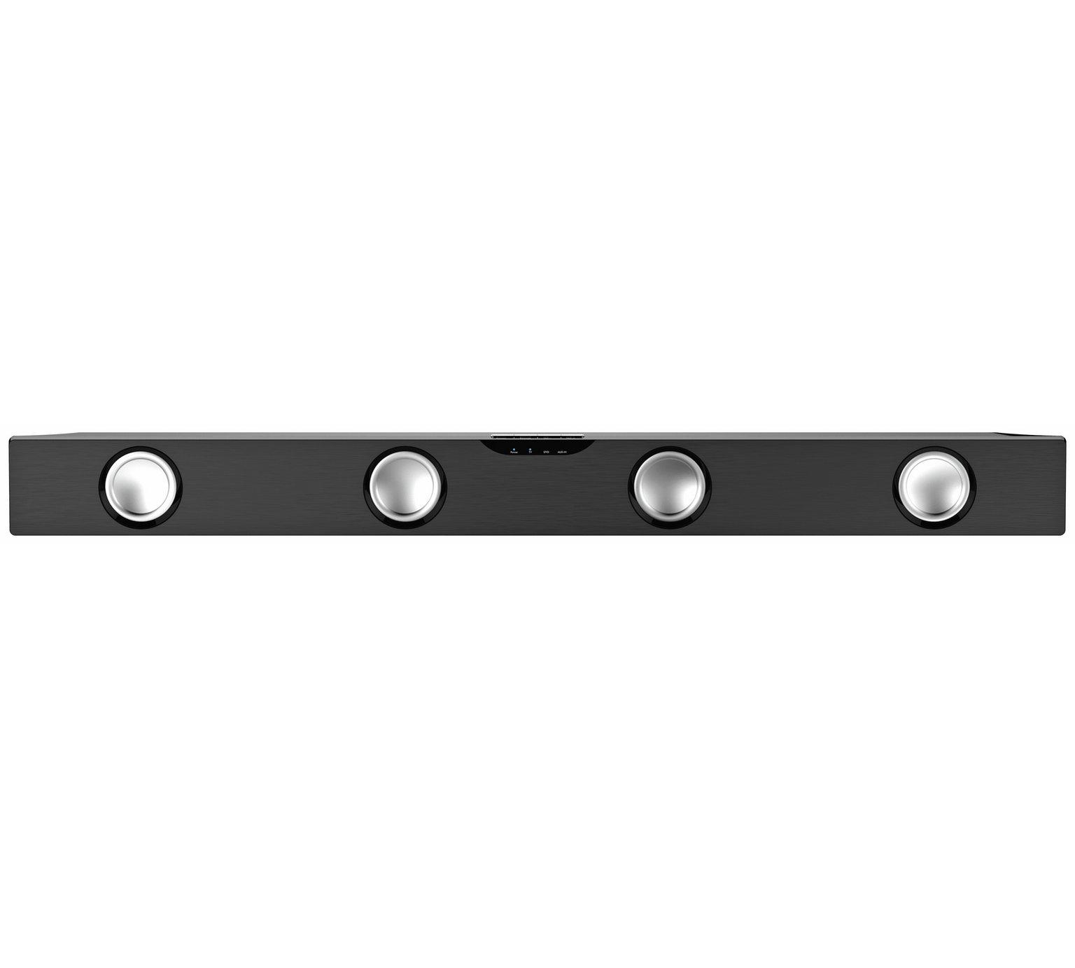 Bush 100W 2.1Ch All In One Sound Bar with Bluetooth