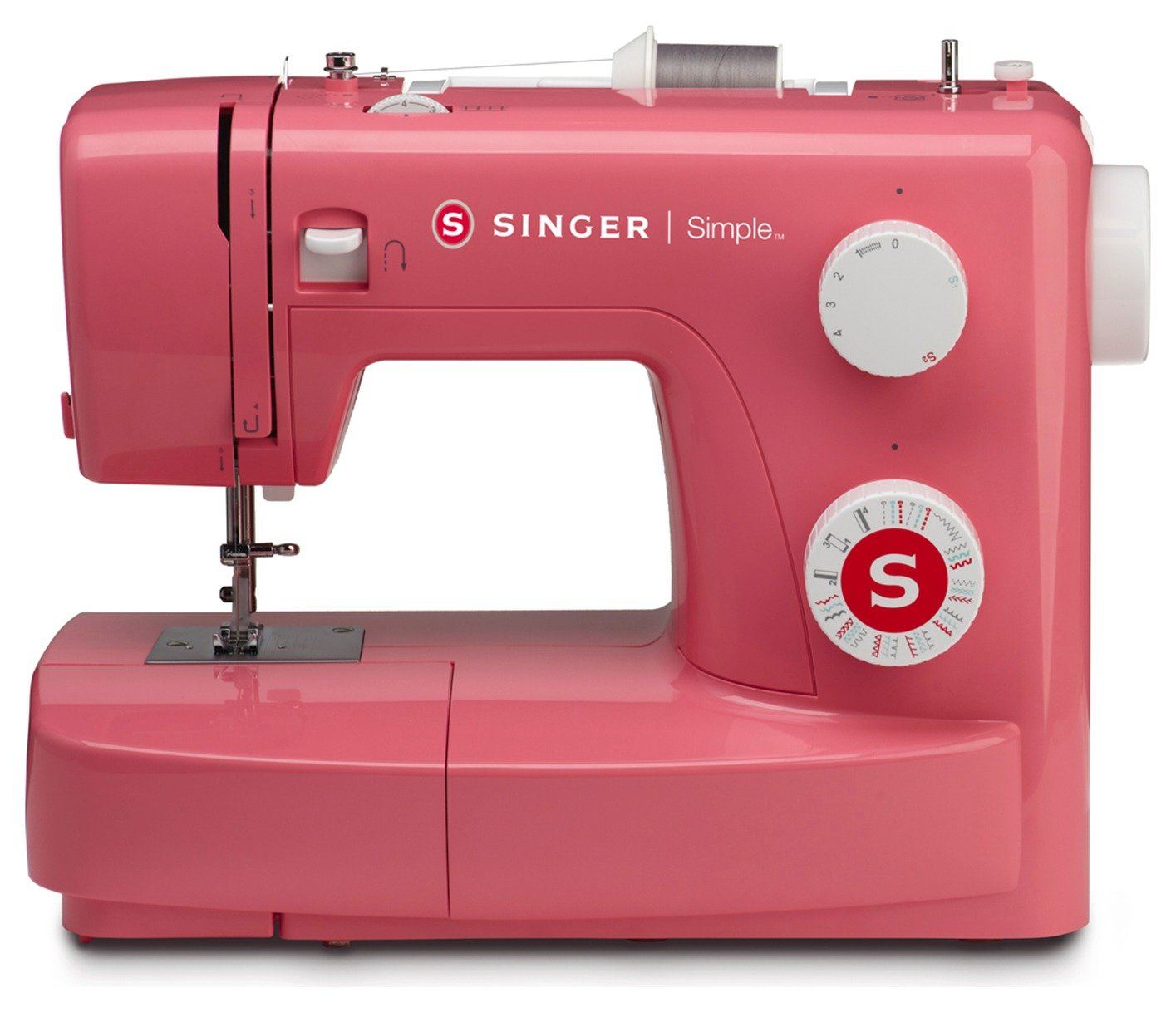 Singer Simple Pink Sewing Machine