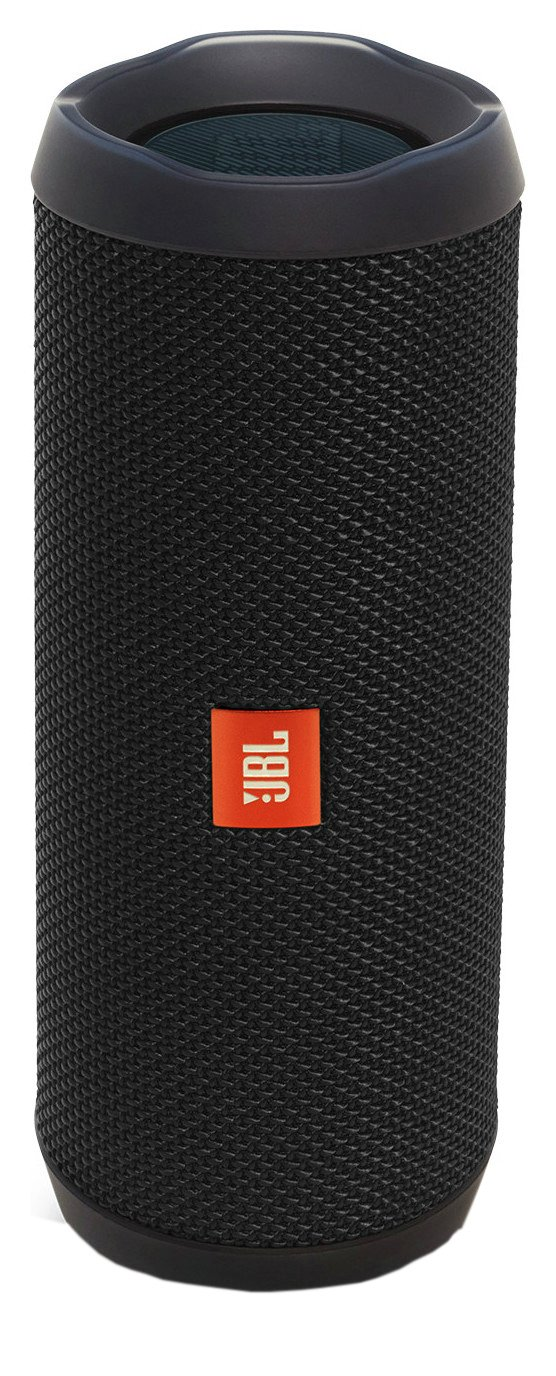 JBL Flip 4 Portable Wireless Speaker - Black