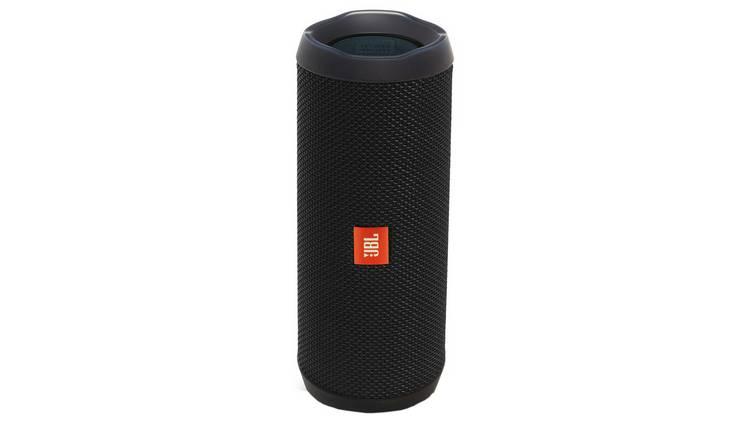 bbe6b70bc4bc0 Buy JBL Flip 4 Portable Wireless Speaker - Black