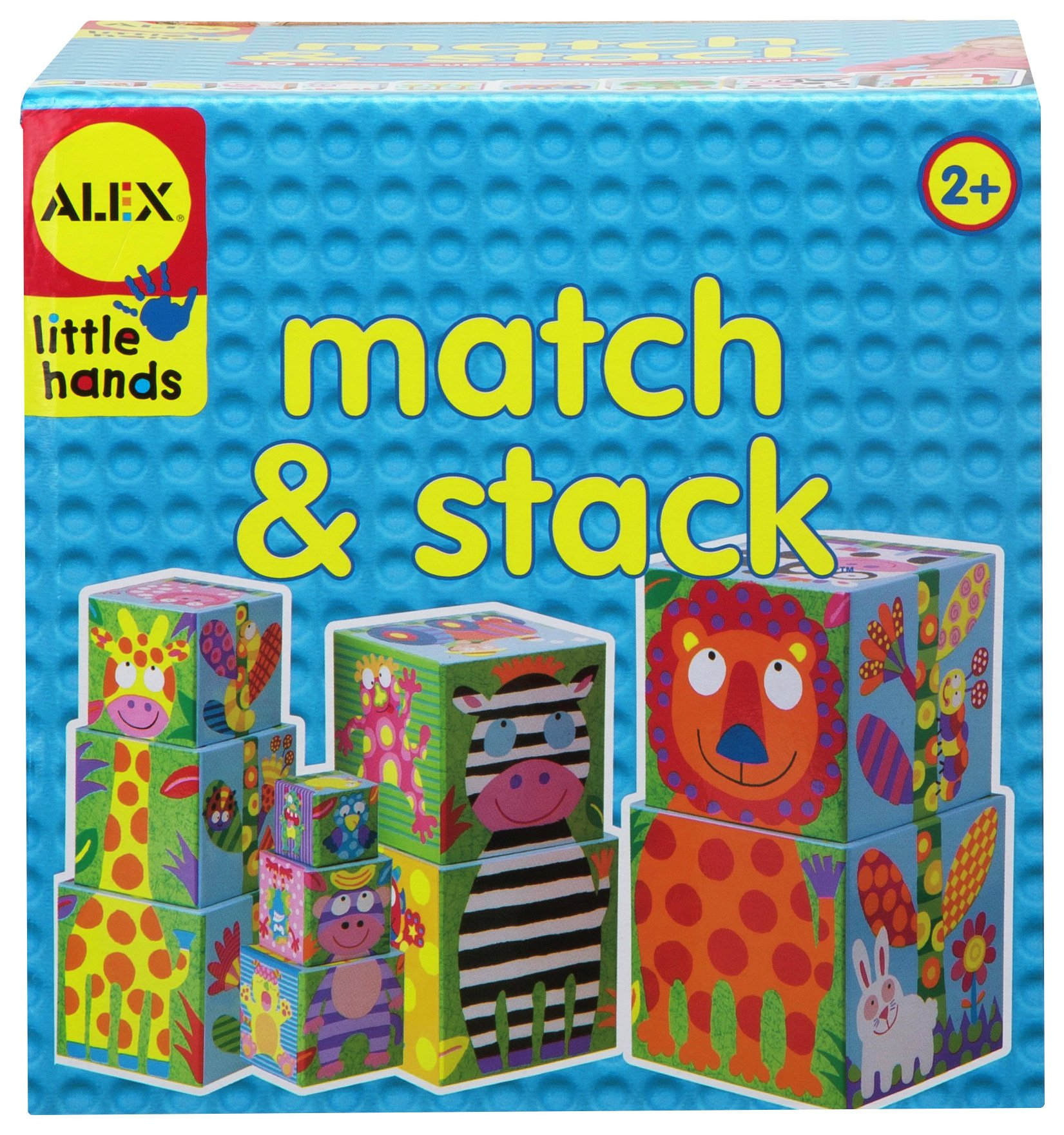 Image of Alex Match & Stack