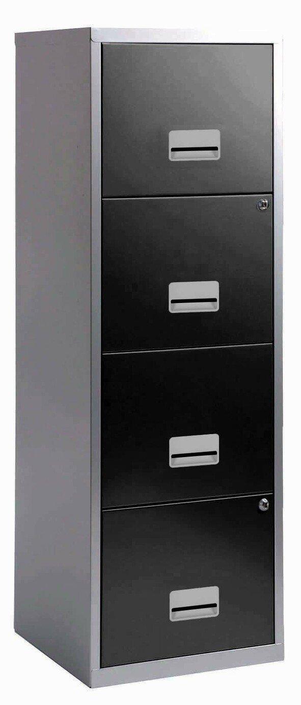 4 Drawer A4 Metal Filing Cabinet.