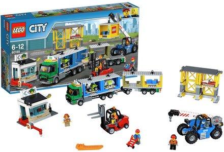 LEGO City Cargo Terminal - 60169
