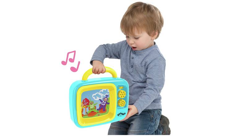 eacaaf3b40cb8e Buy Teletubbies My First TV | Baby toys | Argos