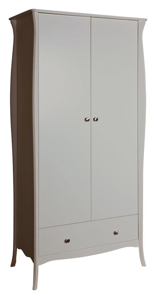Argos Home Amelie 2 Door 1 Drawer Wardrobe