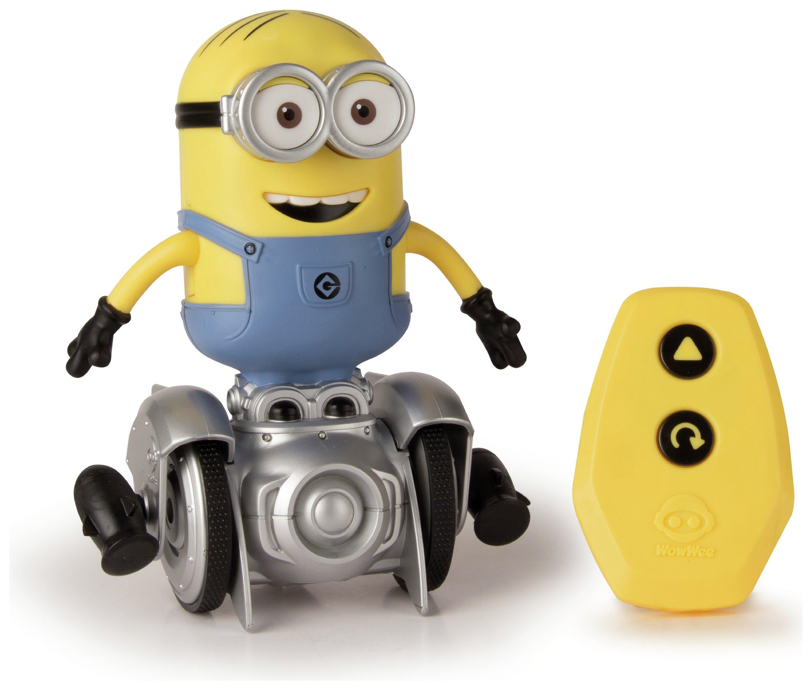 Despicable Me Minion 3 Turbo Dave RC