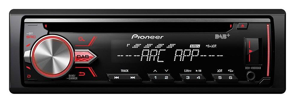 Pioneer DEH-4900 DAB Car Stereo.
