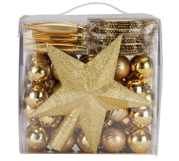 Argos Christmas Trees And Decorations: Argos Christmas Decorations 2017