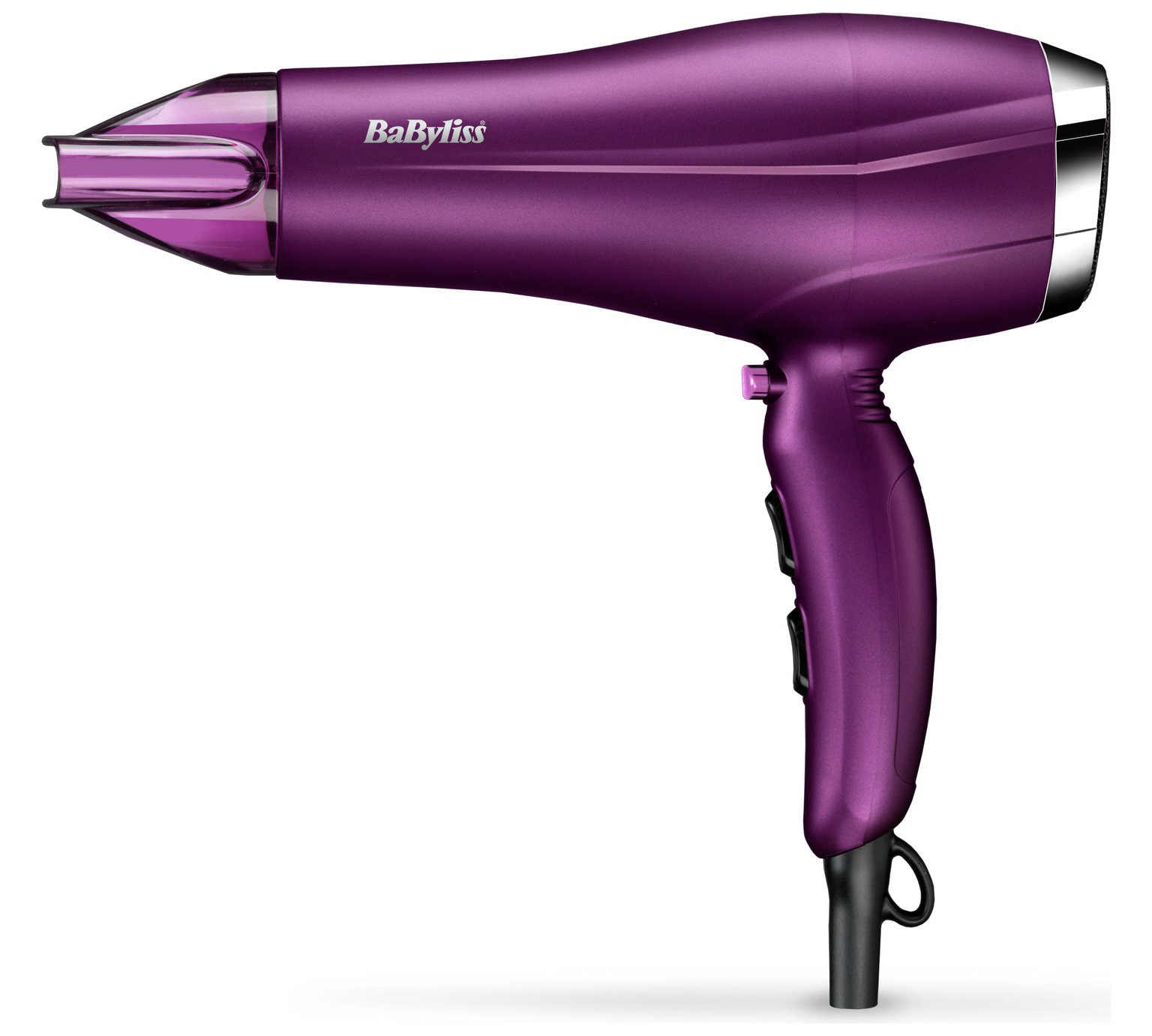 BaByliss 5513U Velvet Orchid Hair Dryer