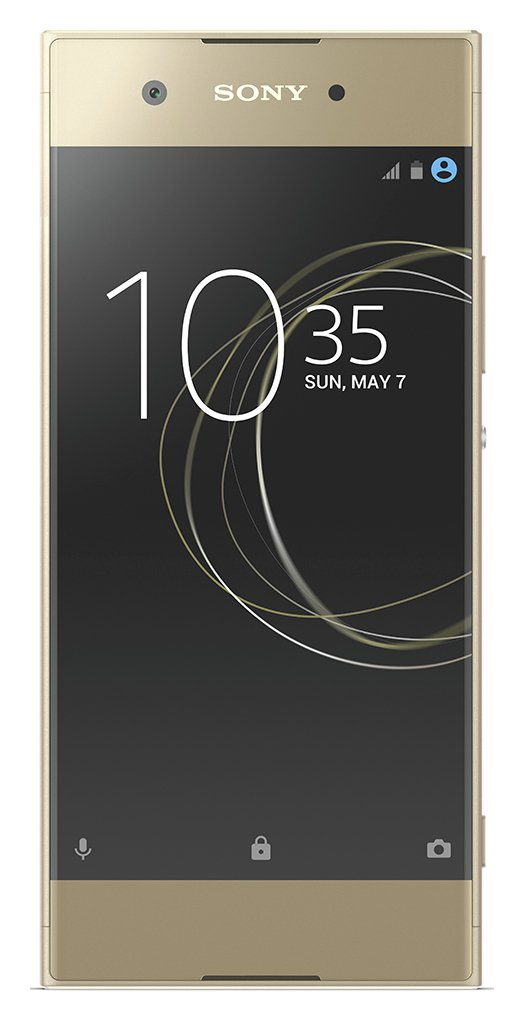 SIM Free Sony Xperia XA1 32GB Mobile Phone - Gold