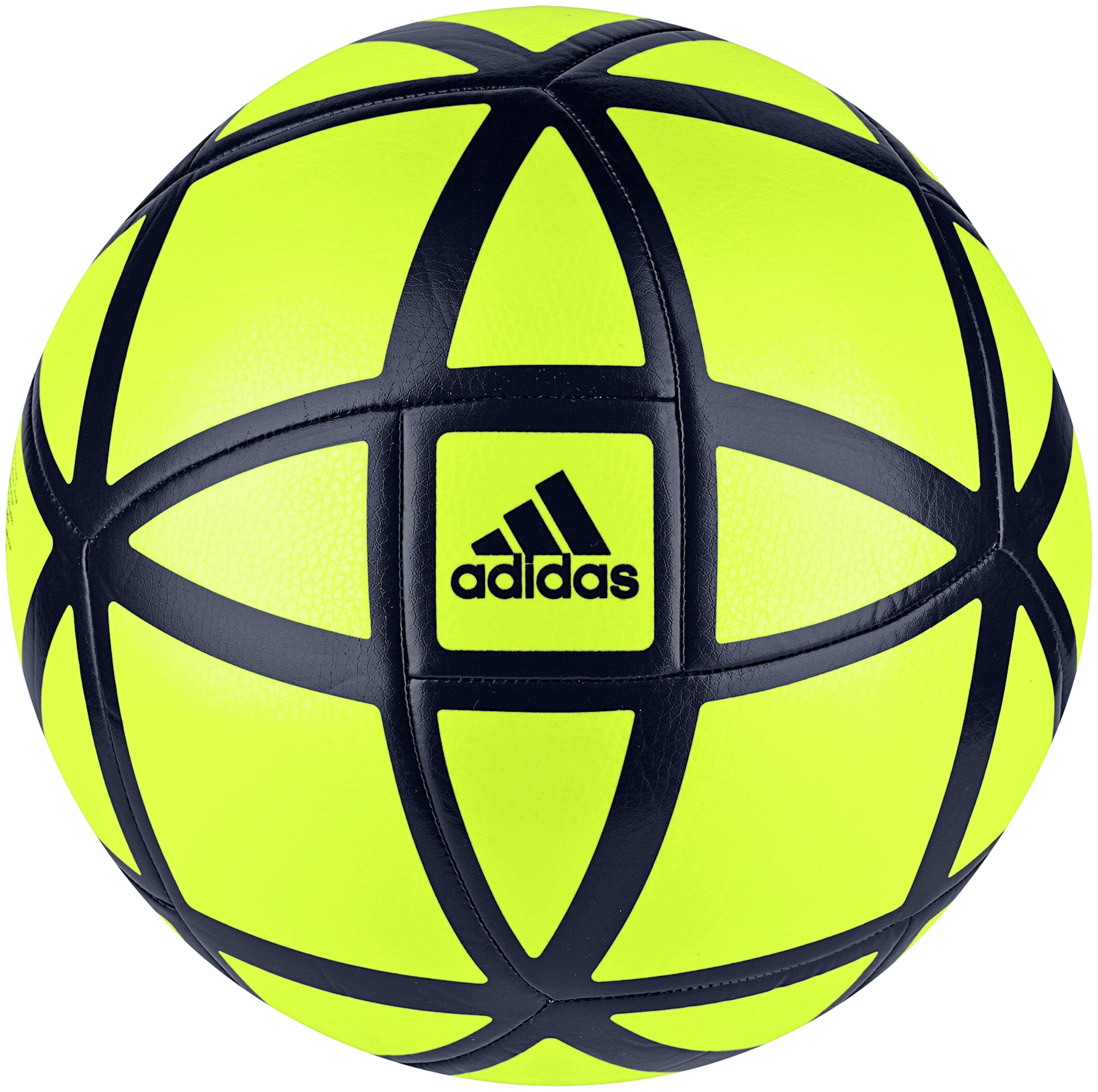 Adidas Yellow Glider Football