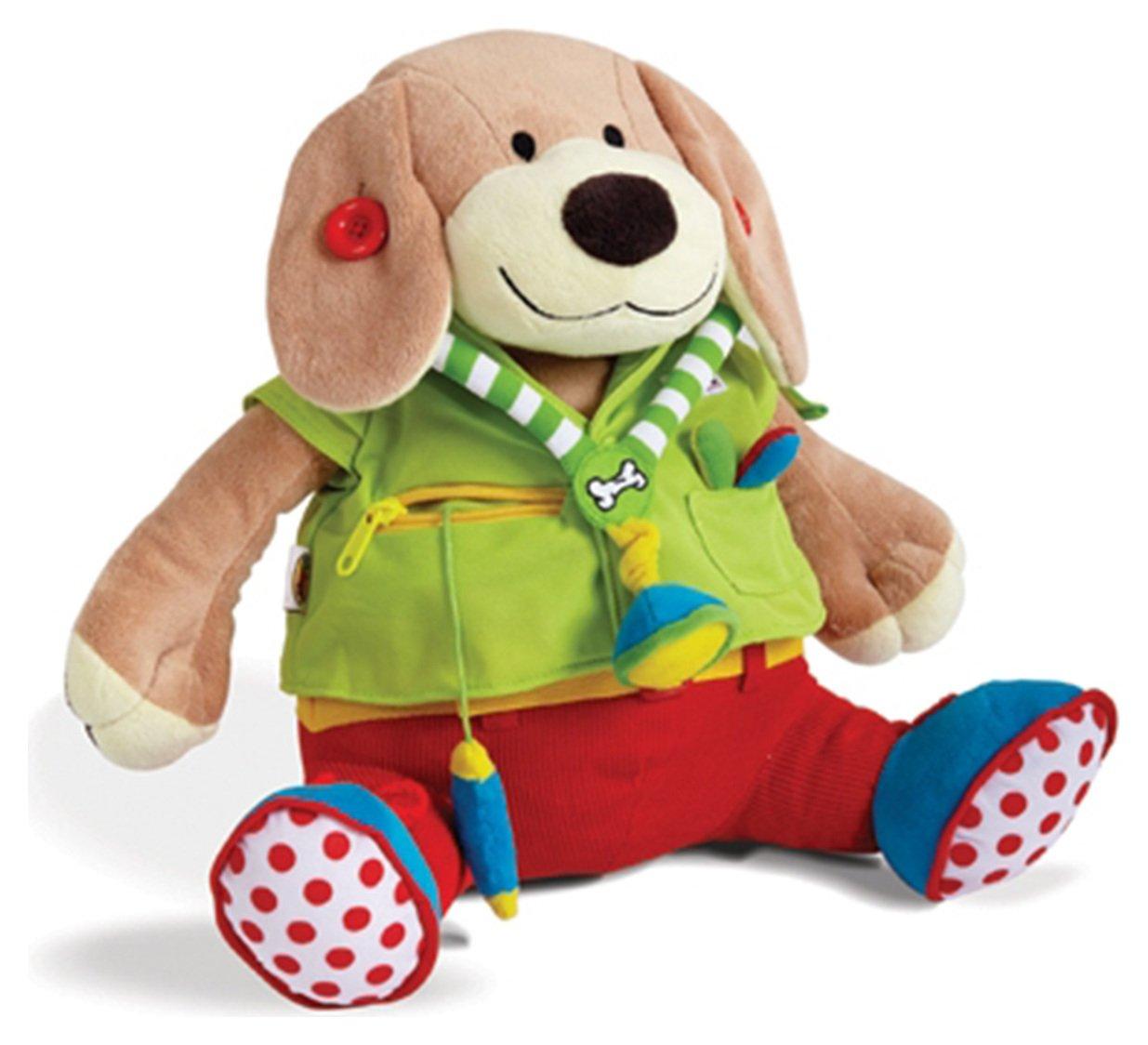 Edushape Dr Pooch Soft Toy.
