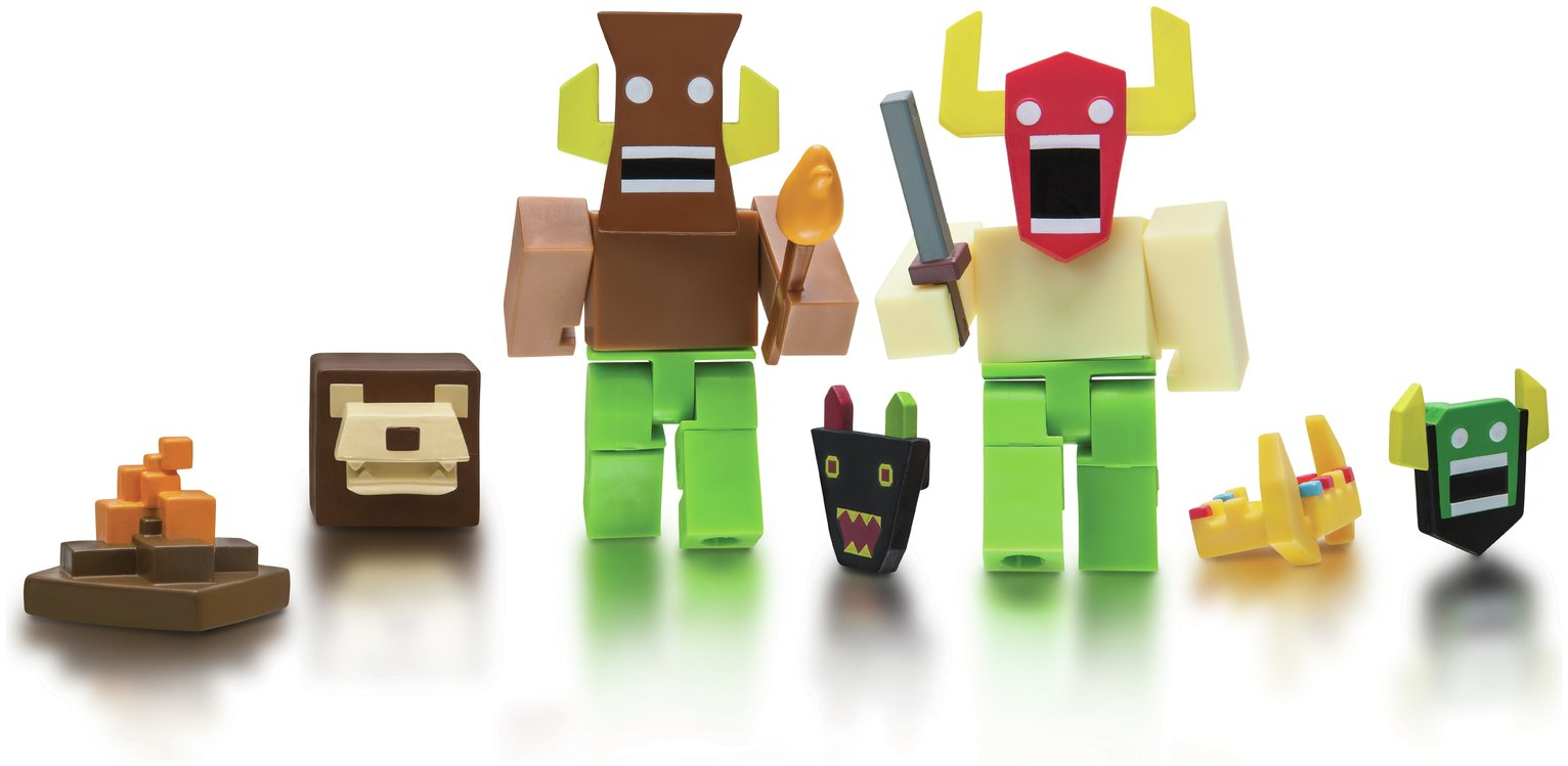 Buy Roblox Game Pack Assortment Action Figures And Playsets Argos