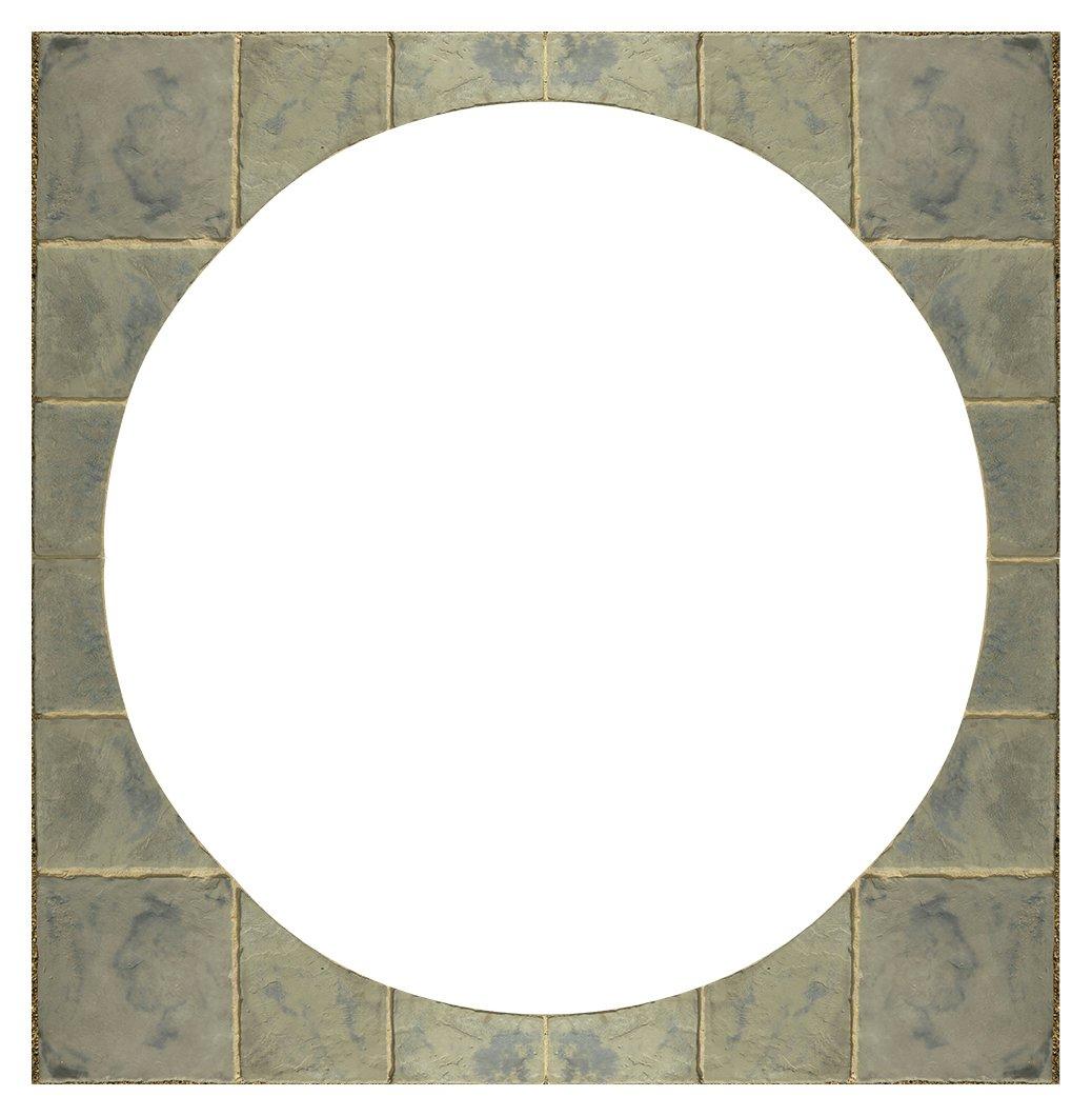 The Real Gravel Company Sun Circle Squaring Off Kit