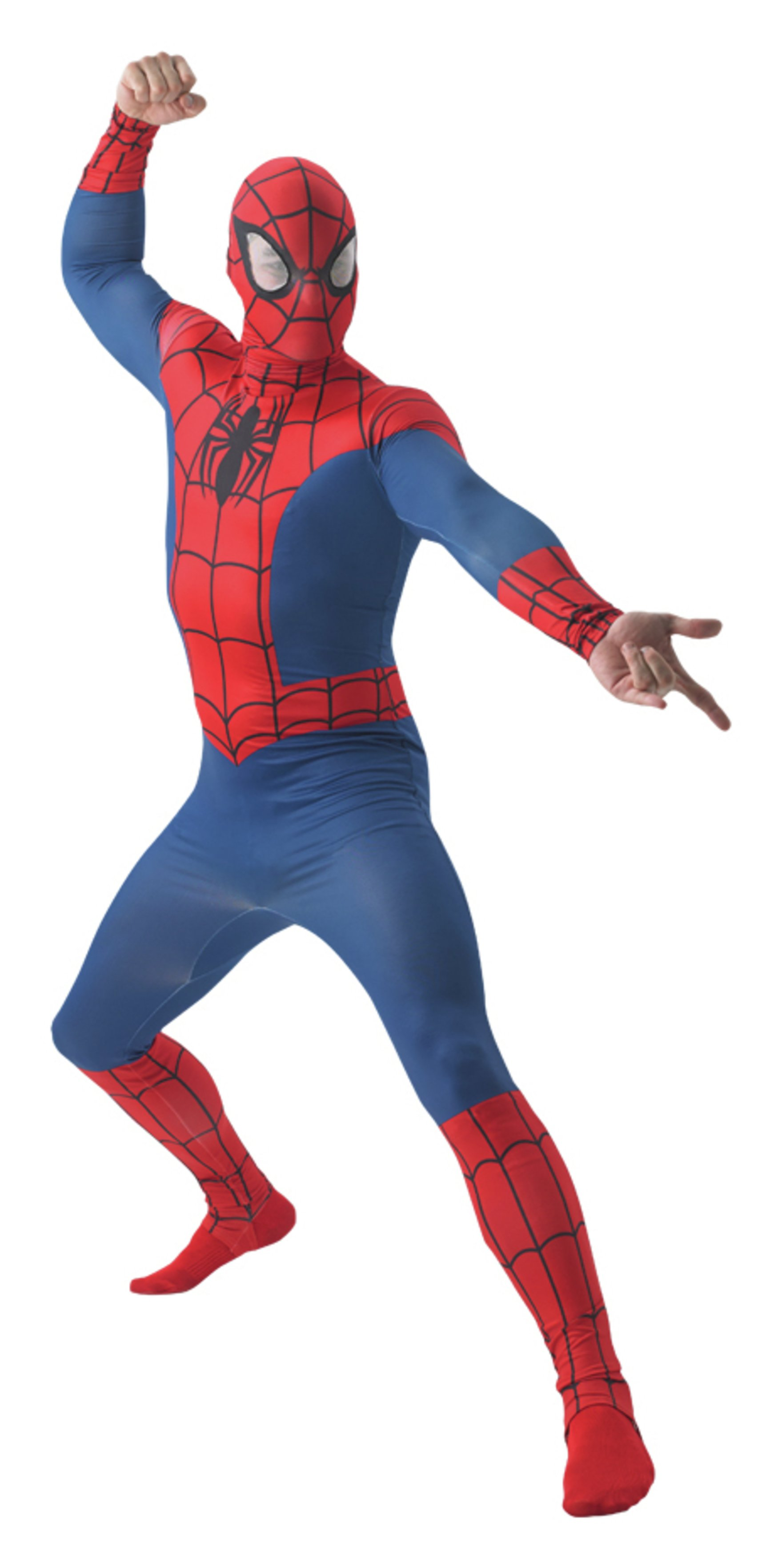 Marvel Spider-Man Fancy Dress Costume - Small/Medium