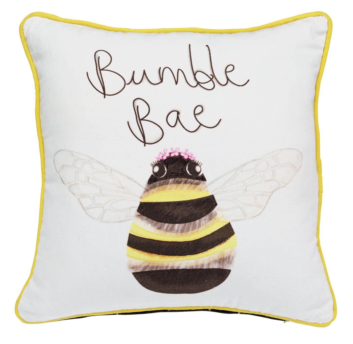 Collection Bumble Bae Cushion