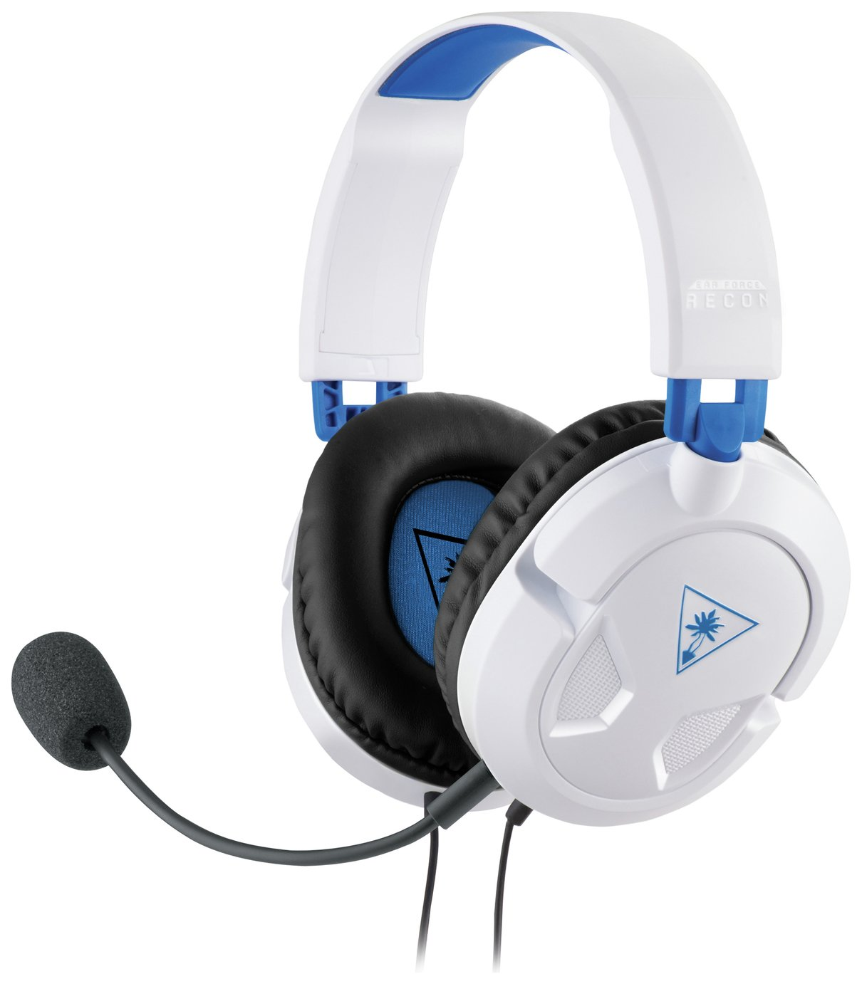 Turtle Beach Recon 50P PS4, Xbox One, PC Headset - White