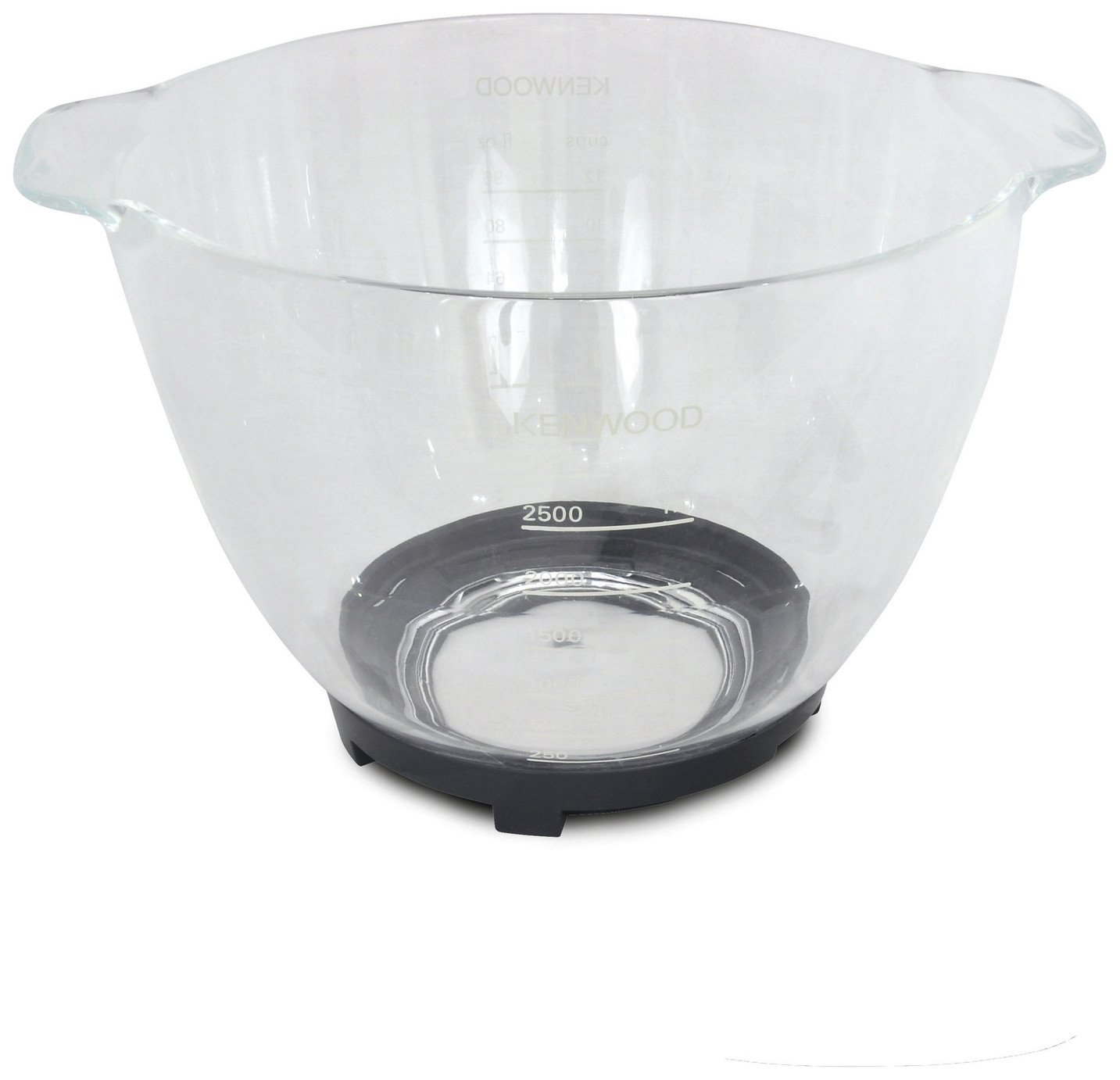 Kenwood AT550 Glass Bowl for Kenwood Chef