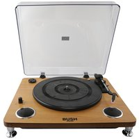 Bush Pro Turntable with Speakers