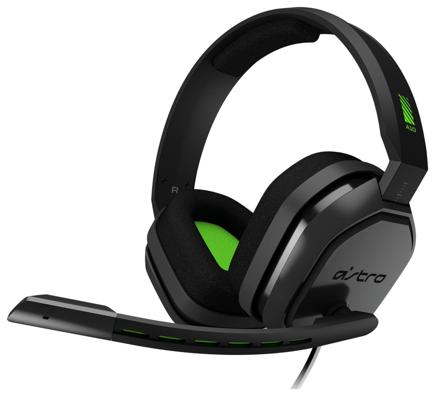 Image of Astro A10 Gaming Headset Green Xbox One