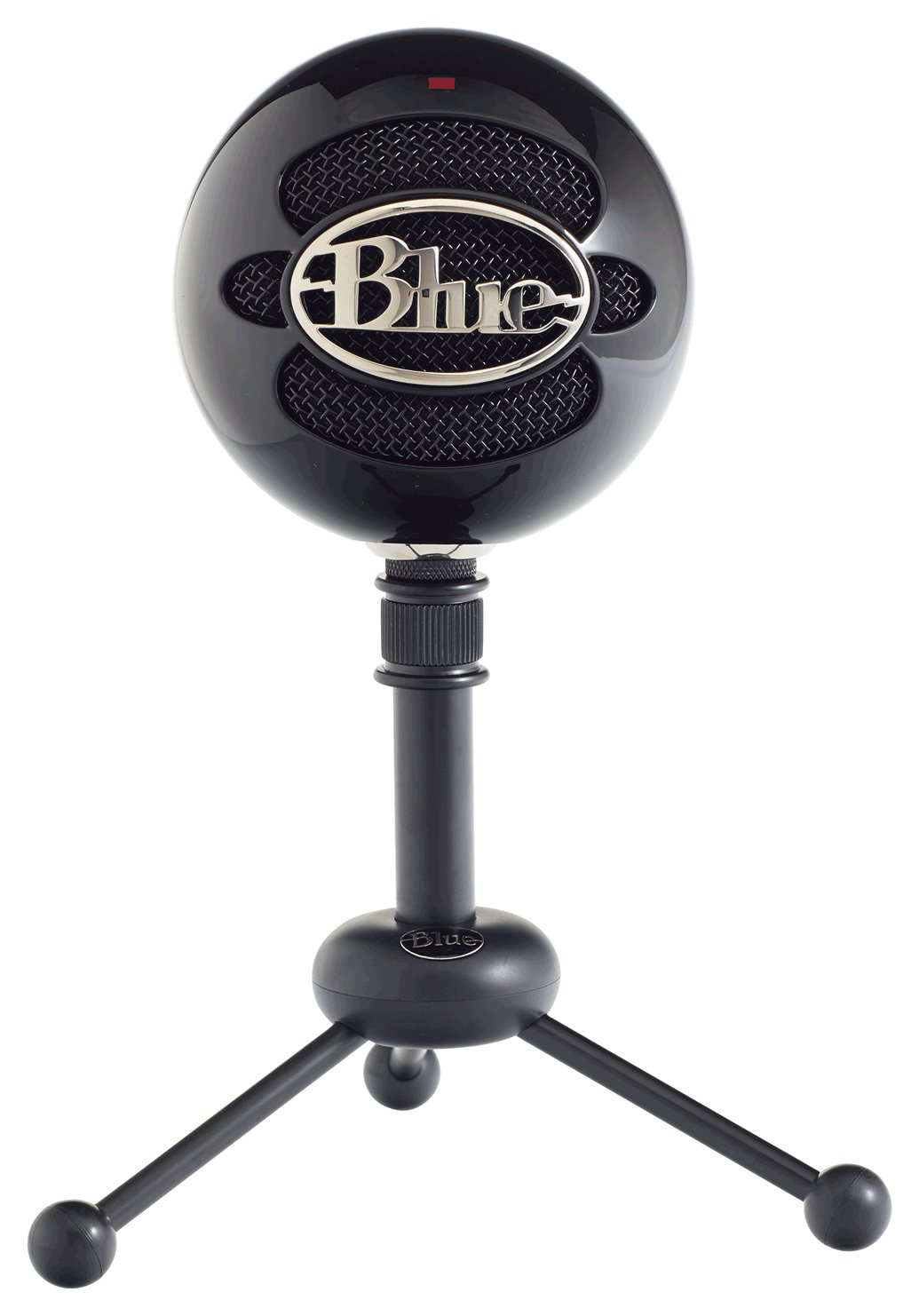 Image of Blue Microphones - Snowball USB Microphone - Gloss Black