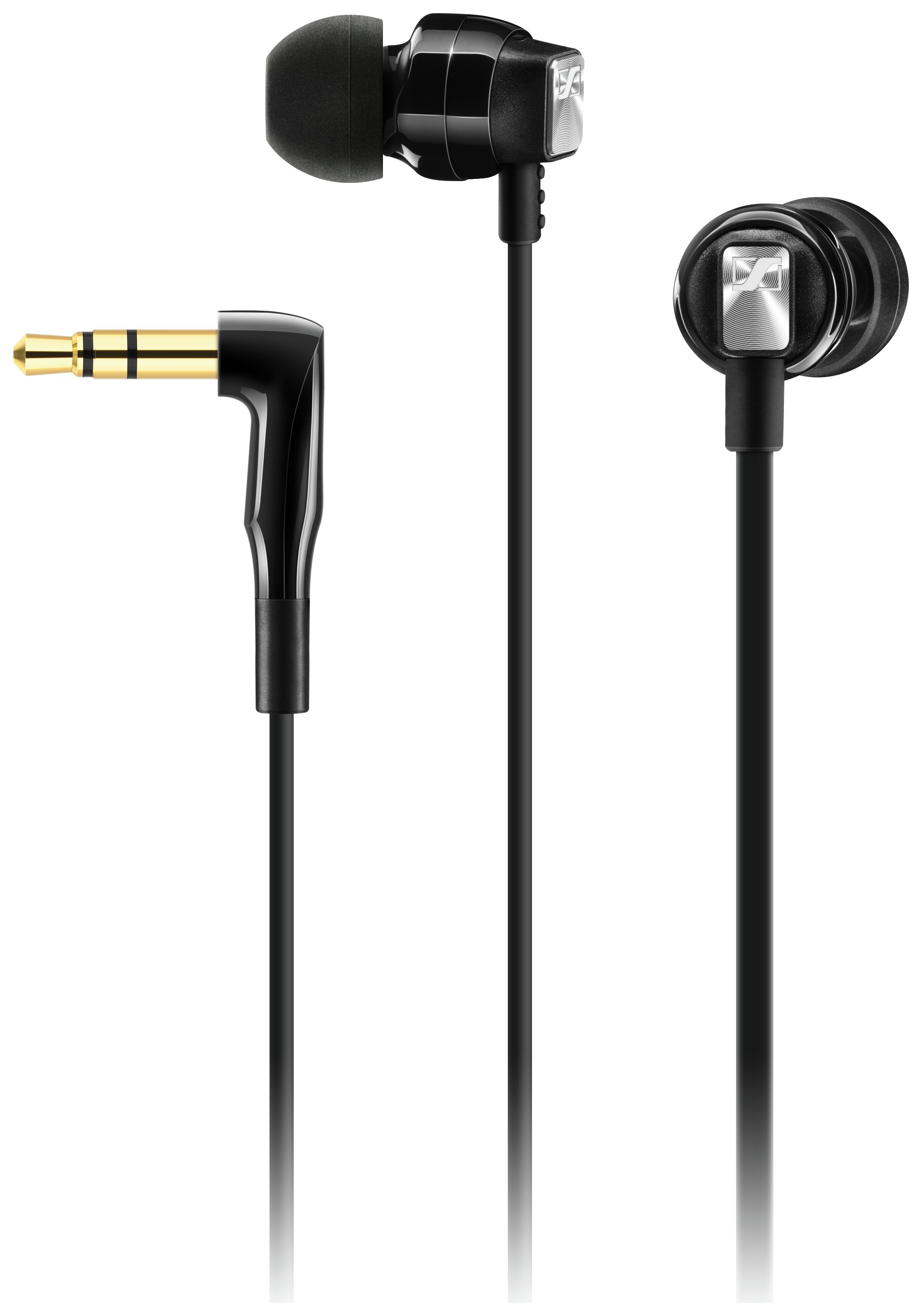 Sennheiser CX 3.00 In-Ear Headphones - Black