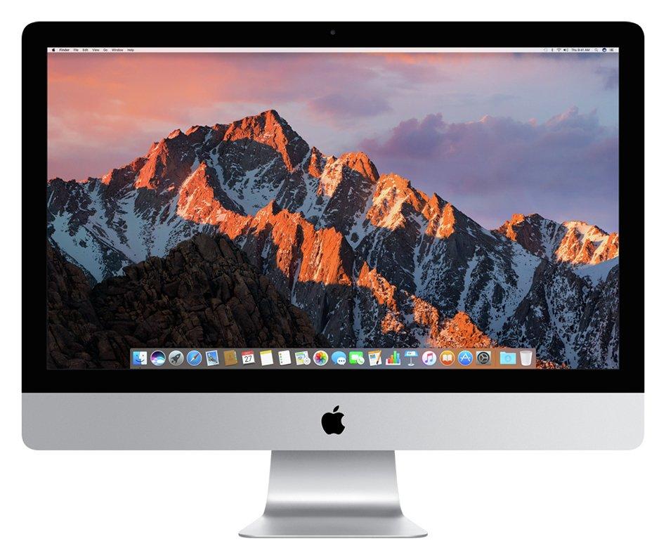 Apple Apple iMac 2017 MNEA2 27 Inch 5K i5 8GB 1TB Fusion