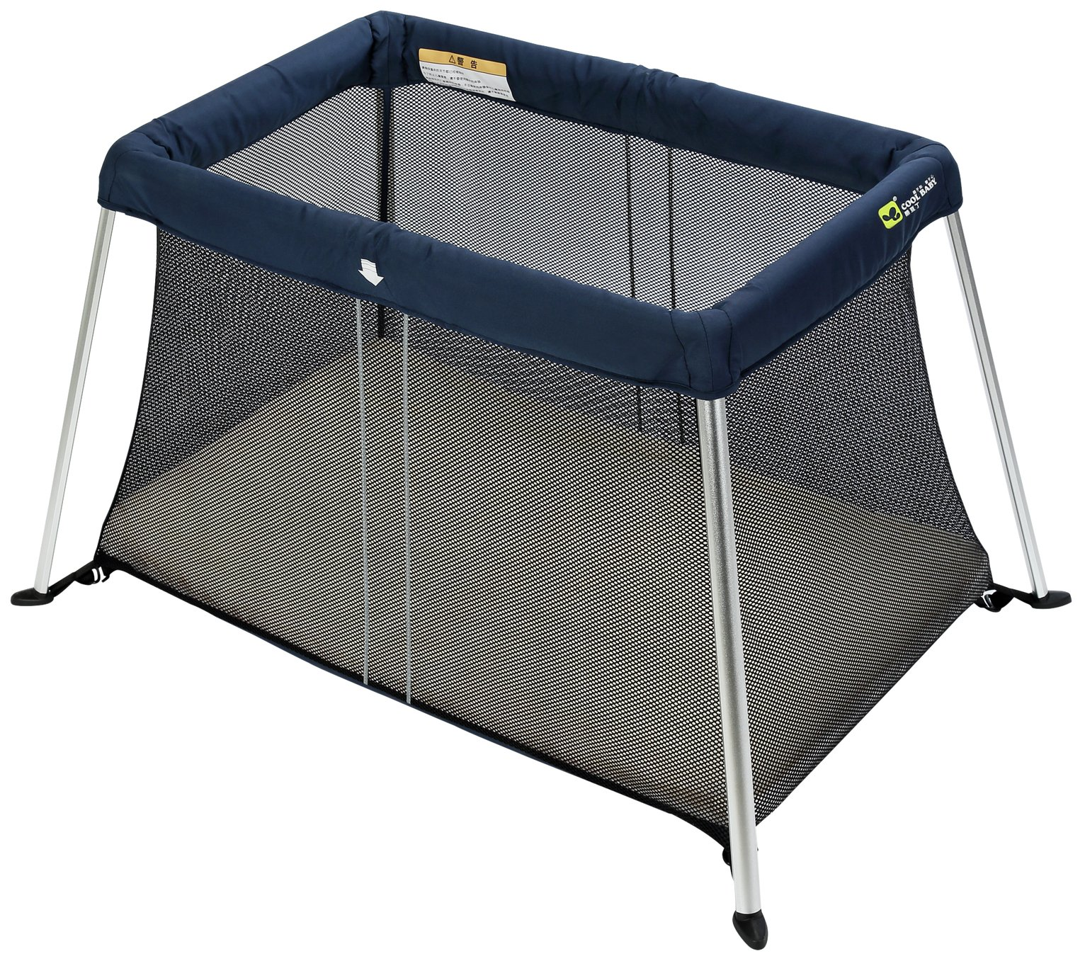 Image of Cuggl Deluxe Superlight Travel Cot