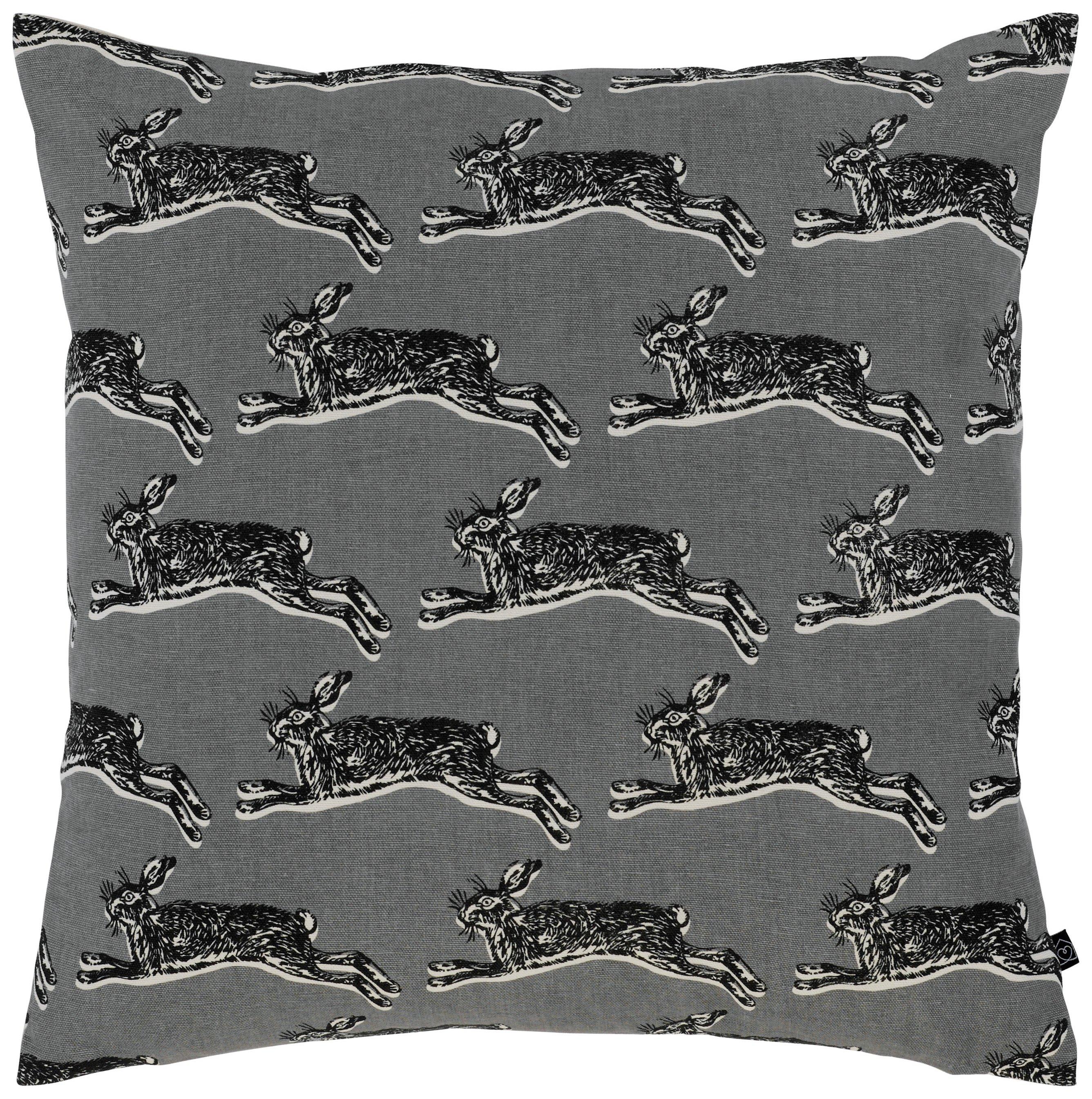 Habitat Hop Cushion - Grey