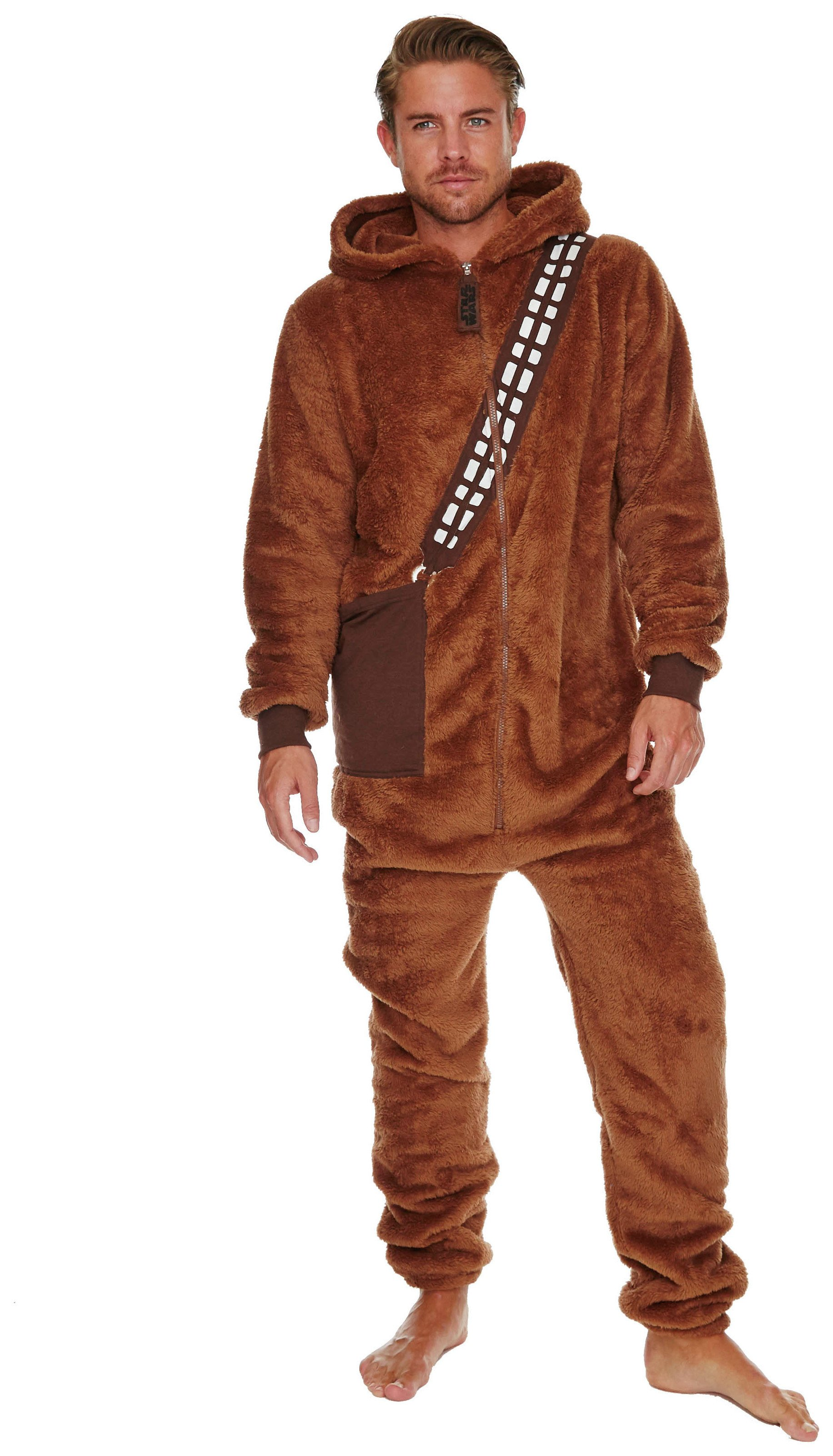 Star Wars Chewbacca Onesie - Large