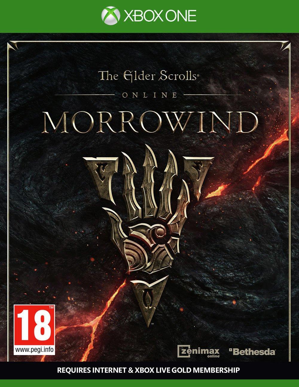 The Elder Scrolls Online: Morrowind Xbox One Game
