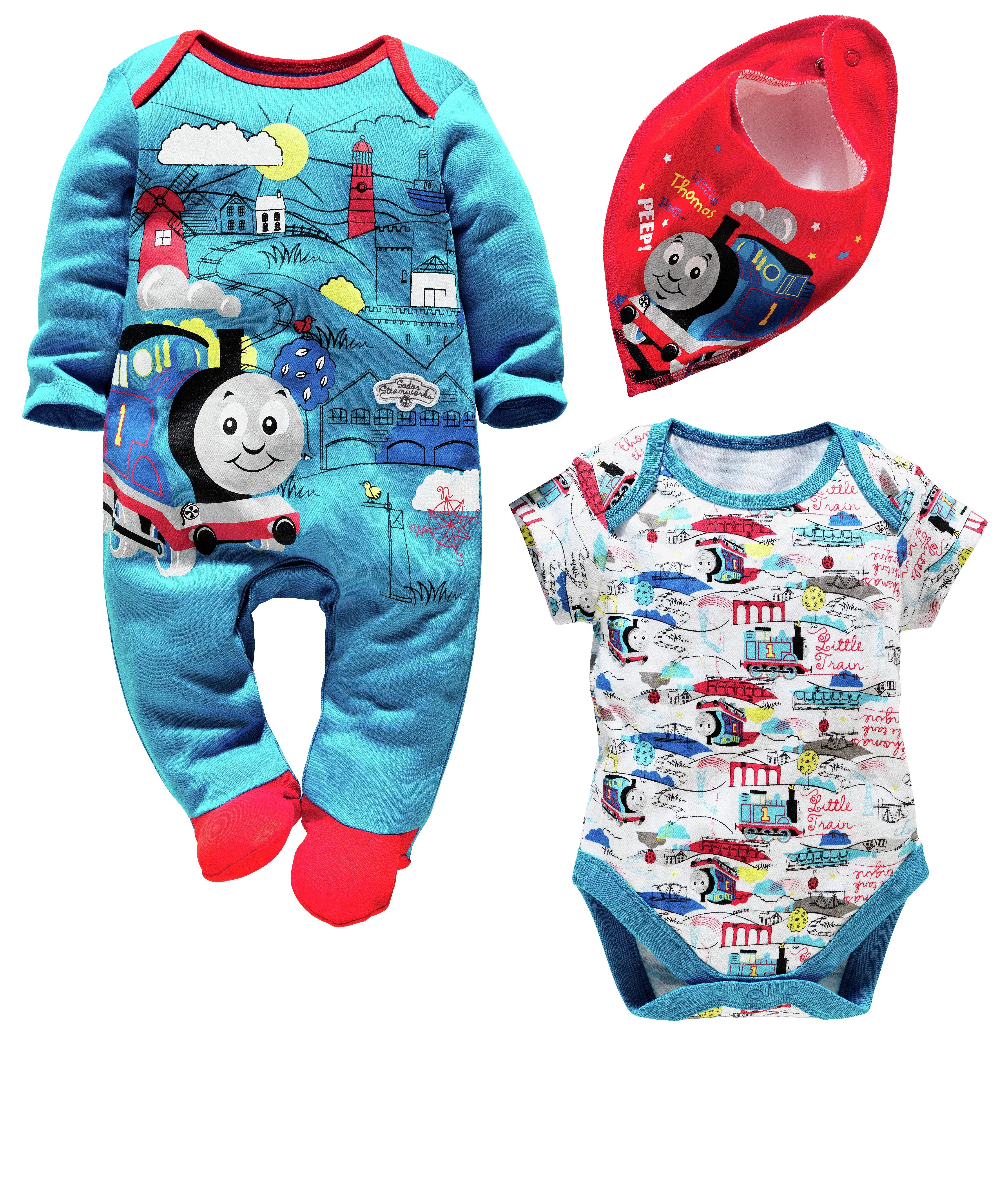 Baby Thomas Gift Set - 0-3 Months