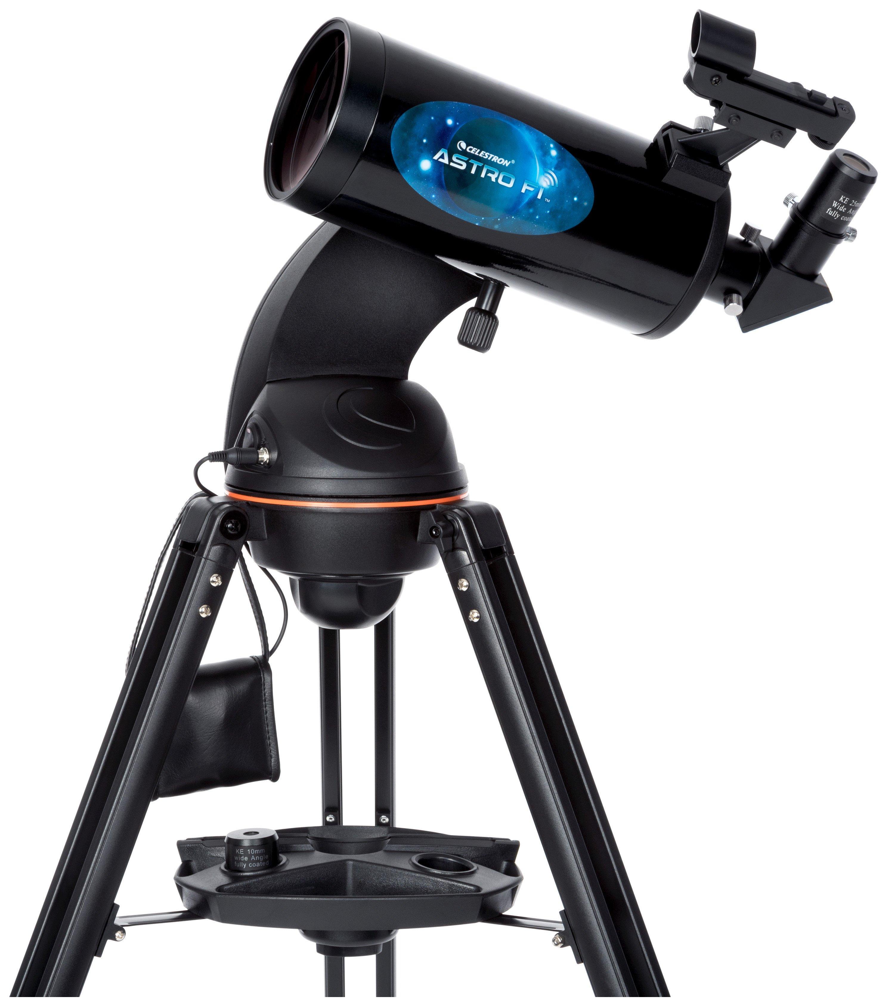 Image of Celestron Astro Fi Telescope.