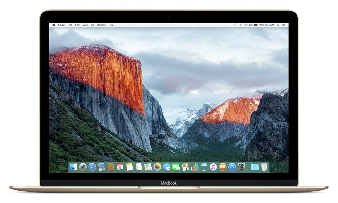 Apple Apple MacBook 2017 MNYL2 12 Inch i5 8GB 512GB Gold