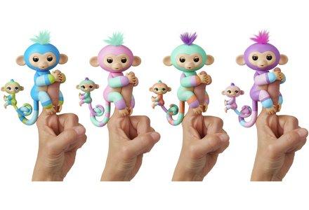 WowWee Fingerlings Monkey Assortment