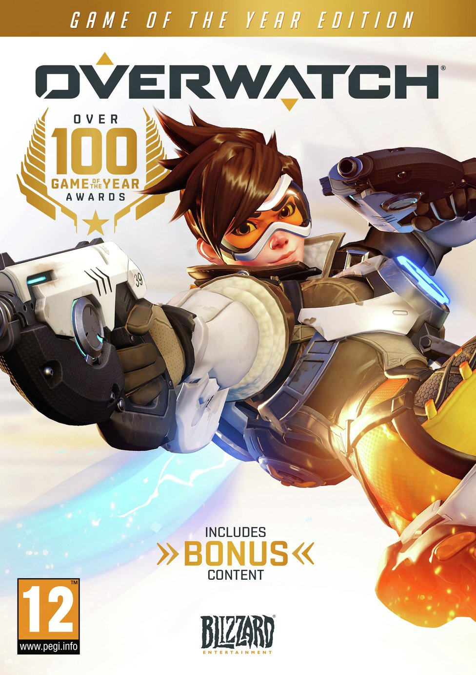 Overwatch Game of the Year PC Game