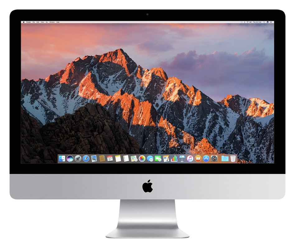 Apple Apple iMac 2017 MNED2 27 Inch 5K i5 8GB 2TB Fusion