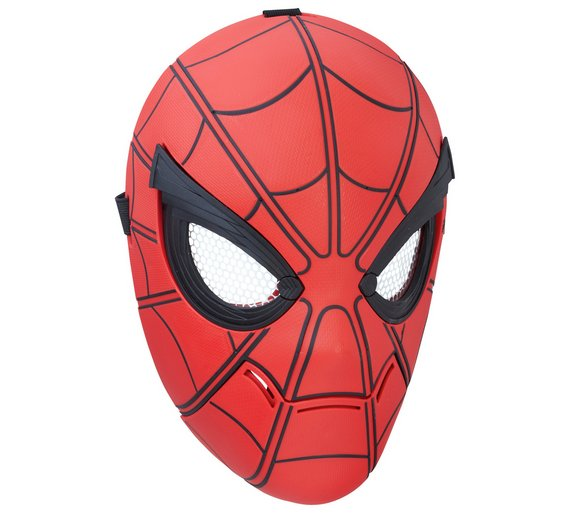 Buy Spider Man Homecoming Spider Sight Mask