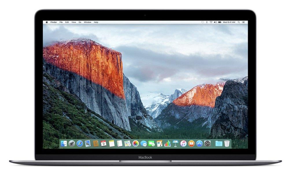 Apple Apple MacBook 2017 MNYG2 12 Inch i5 8GB 512GB Space Grey