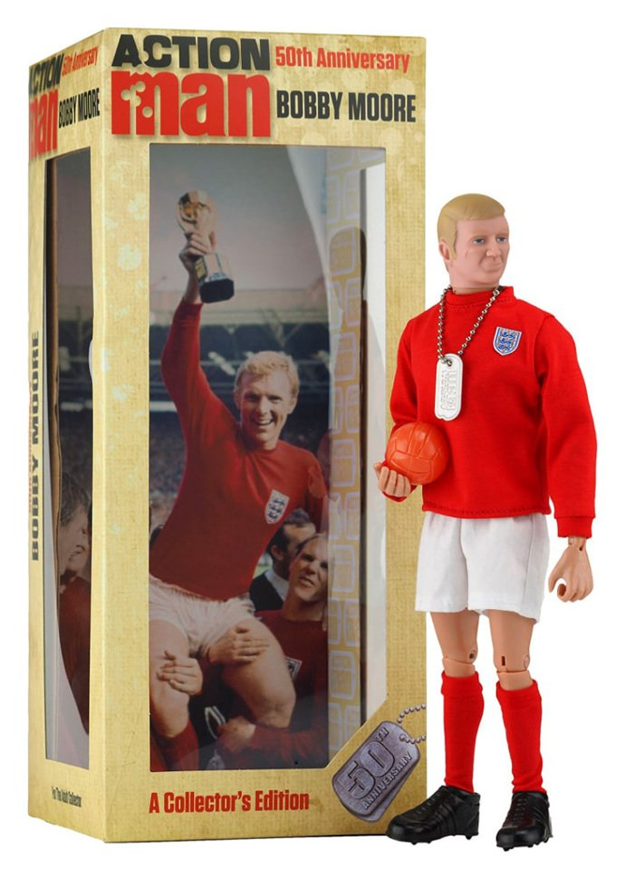 Action Man Bobby Moore