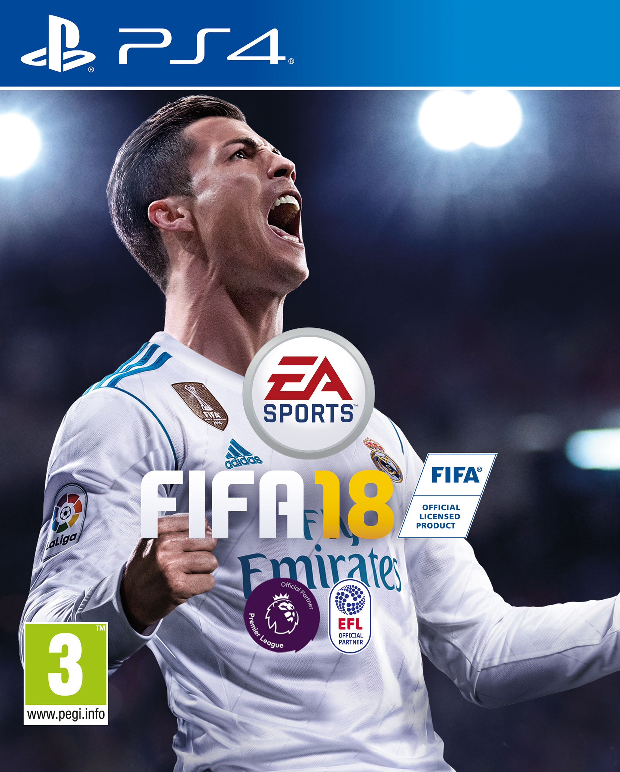 FIFA 18 PS4 Pre-Order Game