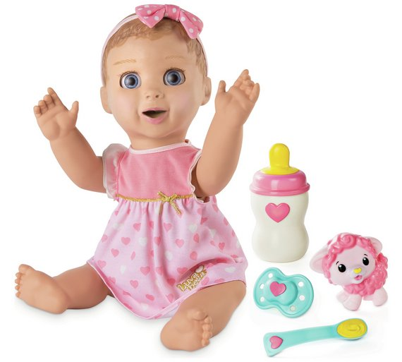 Buy Luvabella Blonde Hair Doll Limited Stock Toys And Games Argos
