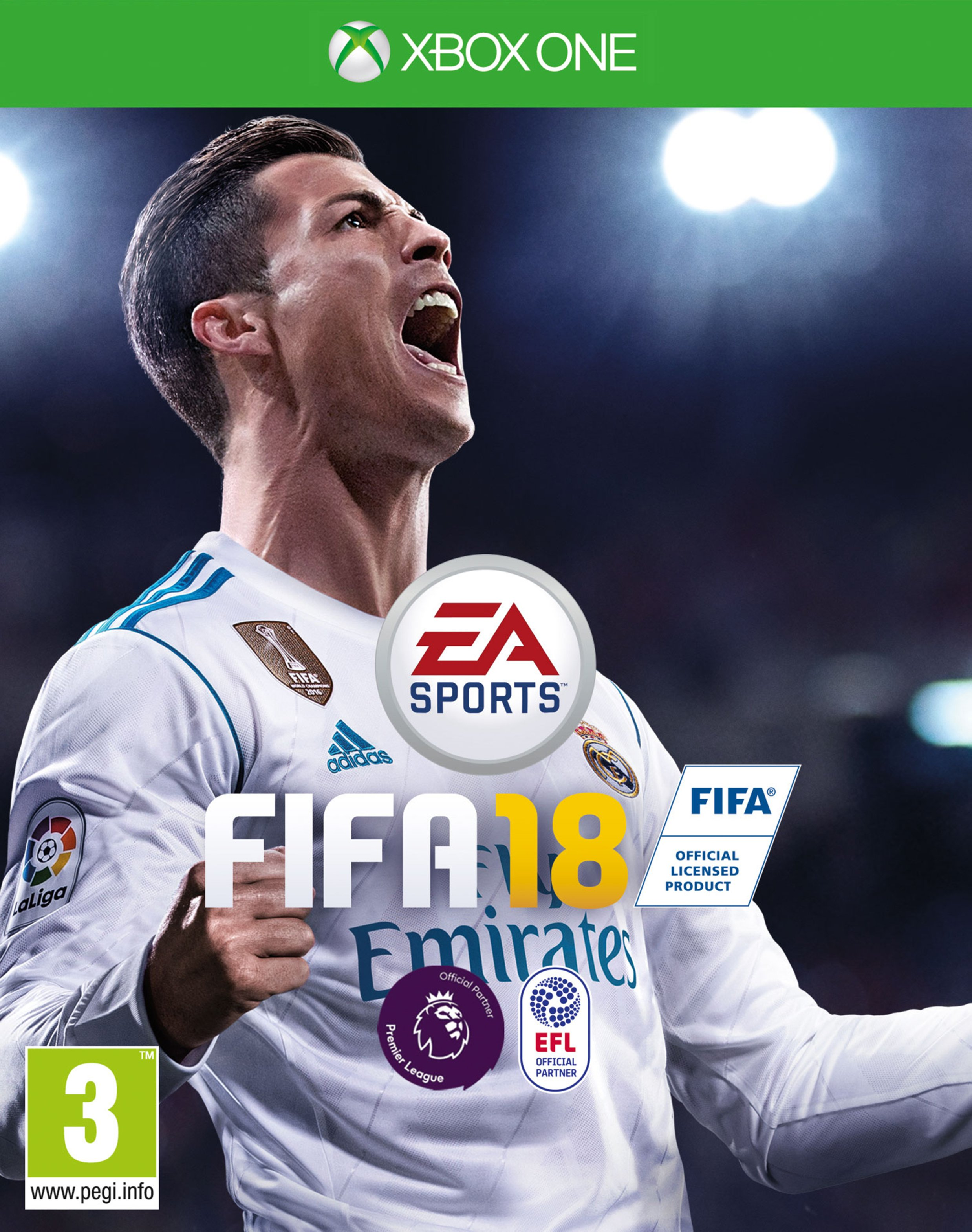 FIFA 18 Xbox One Pre-Order Game