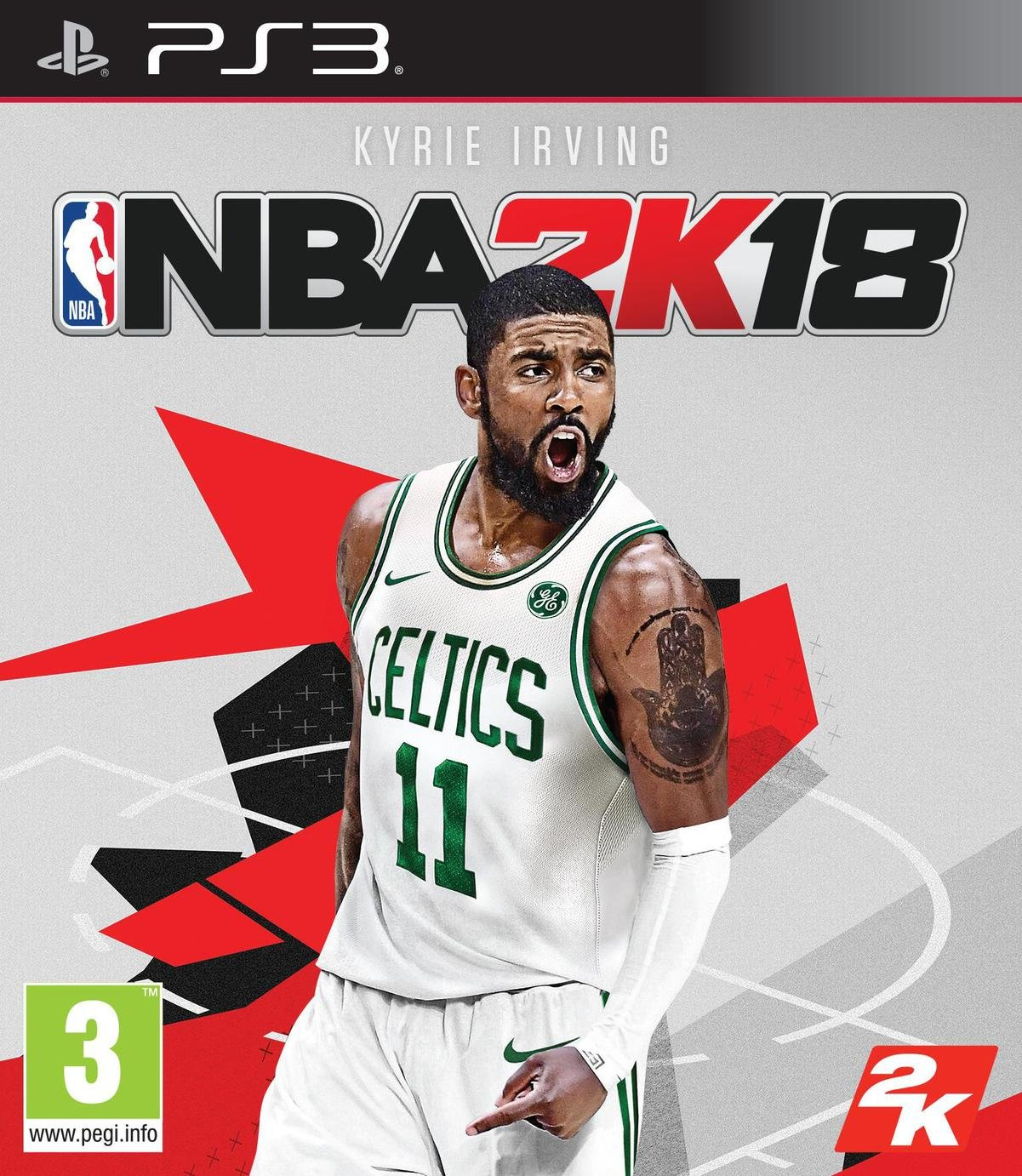 Image of NBA 2K18 PS3 Game