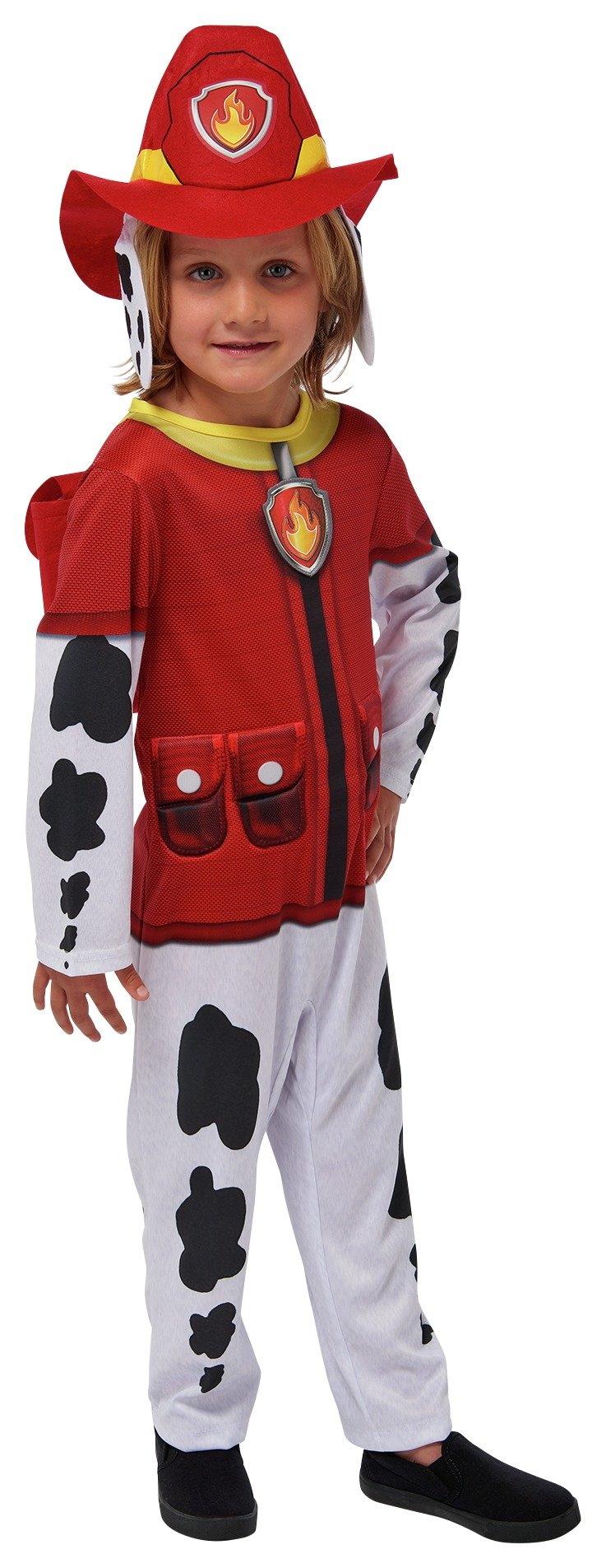 PAW Patrol Marshall Fancy Dress Costume - 5-6 Years