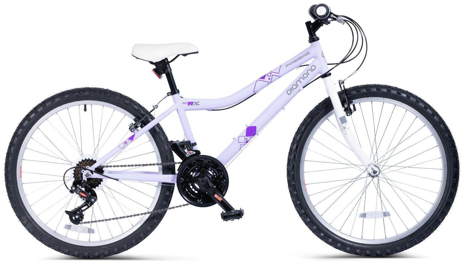 Pazzaz 24 Inch Diamond Rigid Bike
